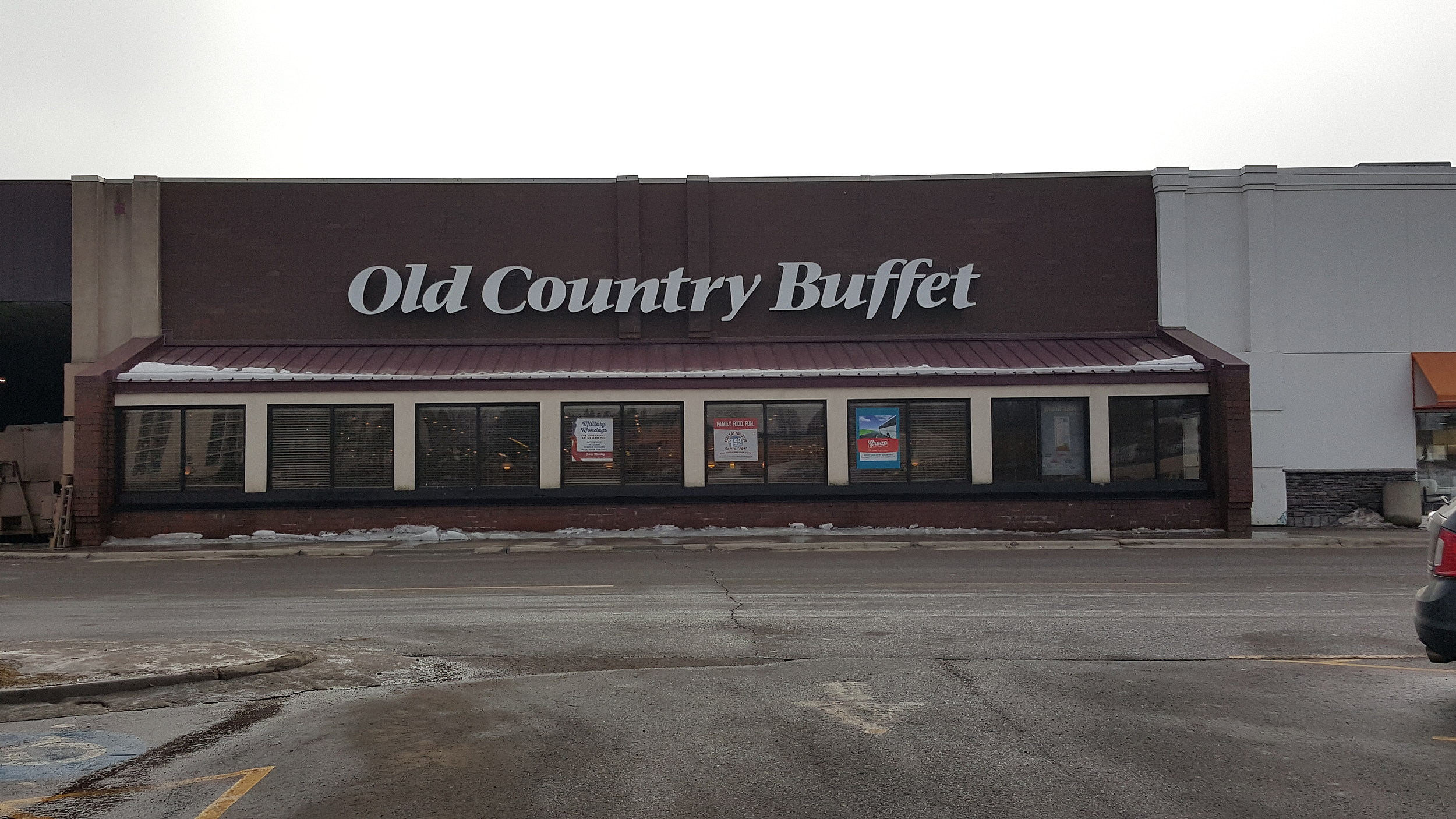 old country buffet closes more locations in minnesota rh mix108 com Old Country Buffet Desserts old country buffet mankato mn