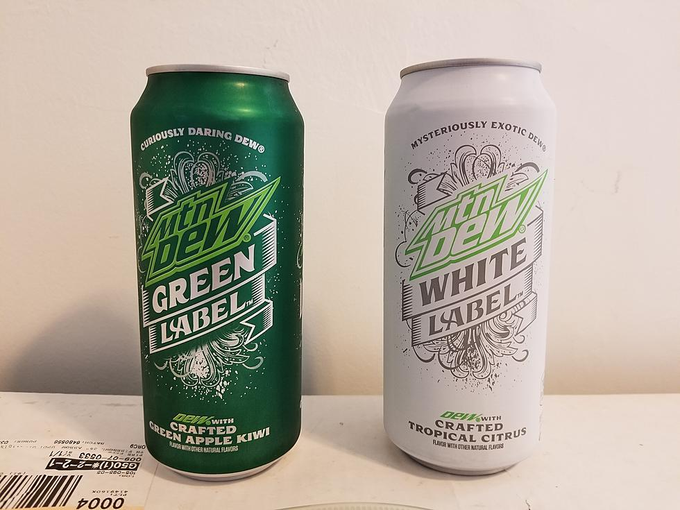 mountain dew white label and green label review