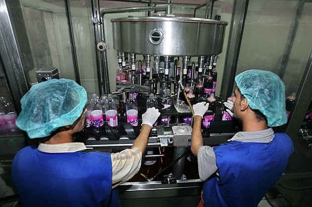 Sole National Soft Drink Factory Threatened To Close In Gaza