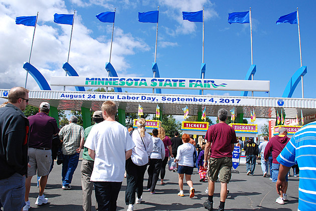 Minnesota State Fair Photo
