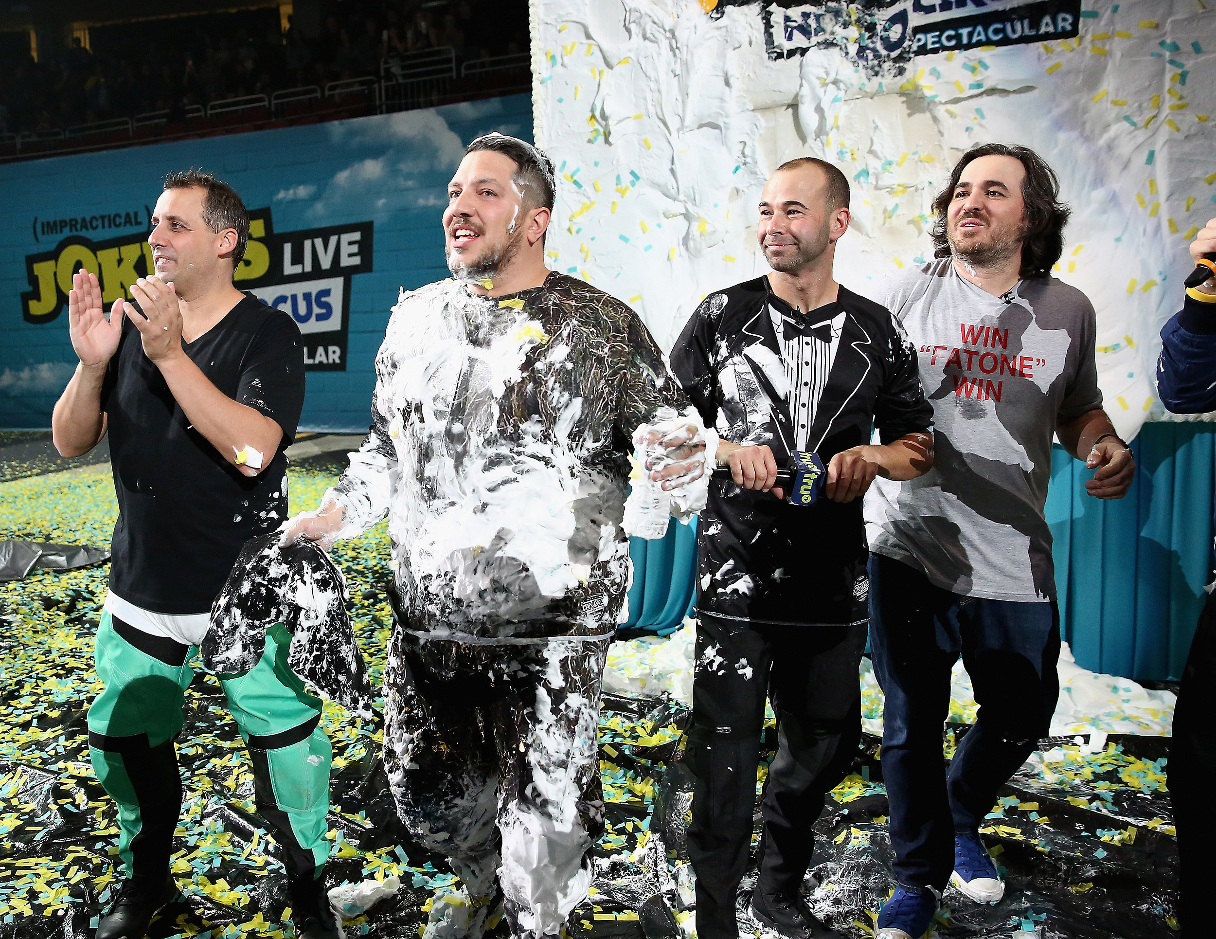 The impractical jokers are coming to the minnesota state fair m4hsunfo